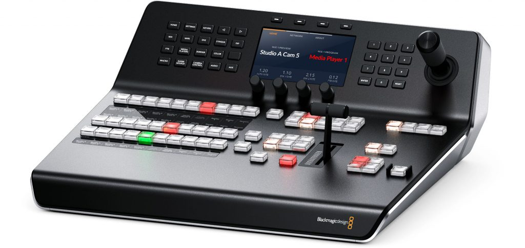 Ausleihen ATEM 1 M/E Advanced Panels von Blackmagic